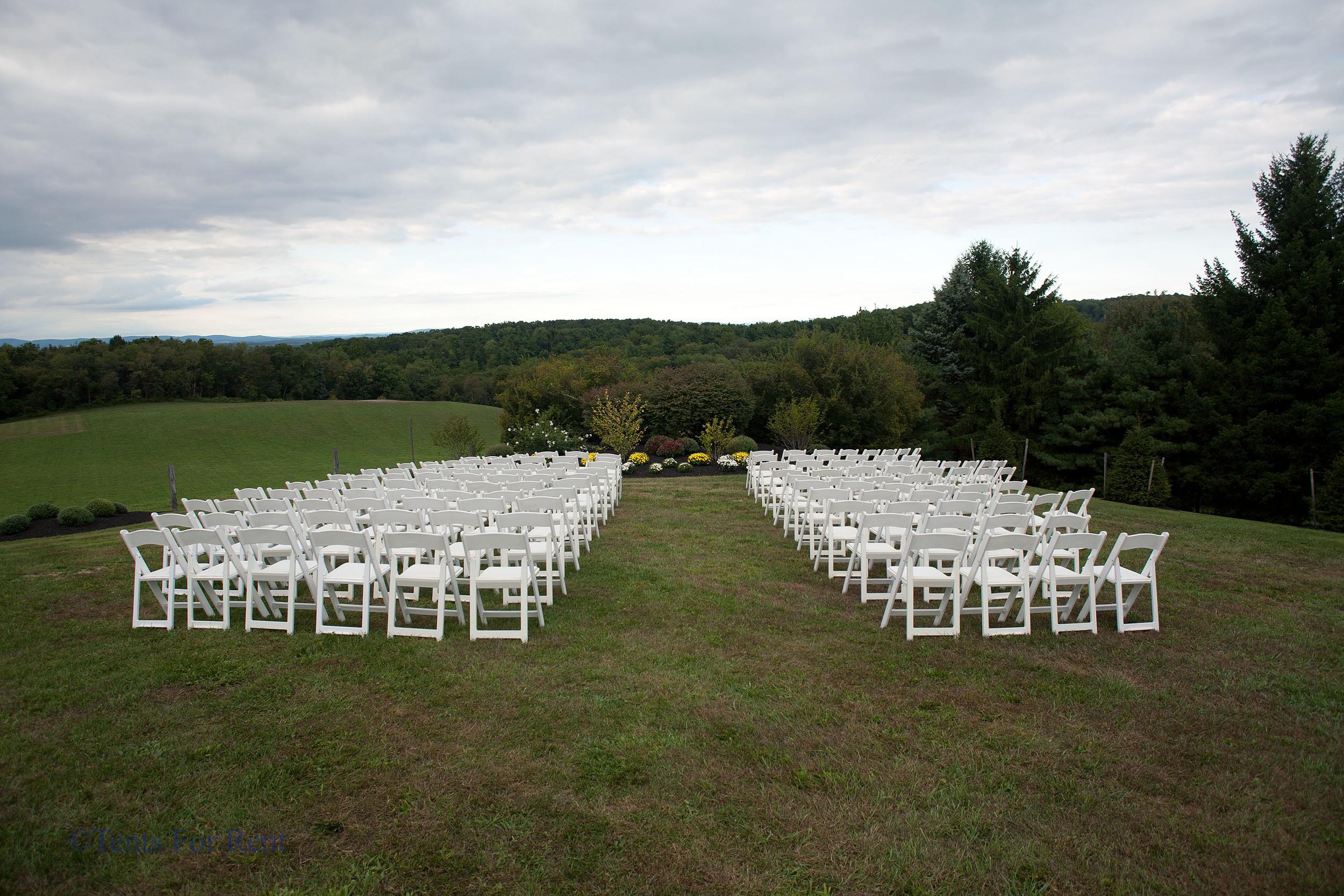 Wedding rentals in Wilmington, DE
