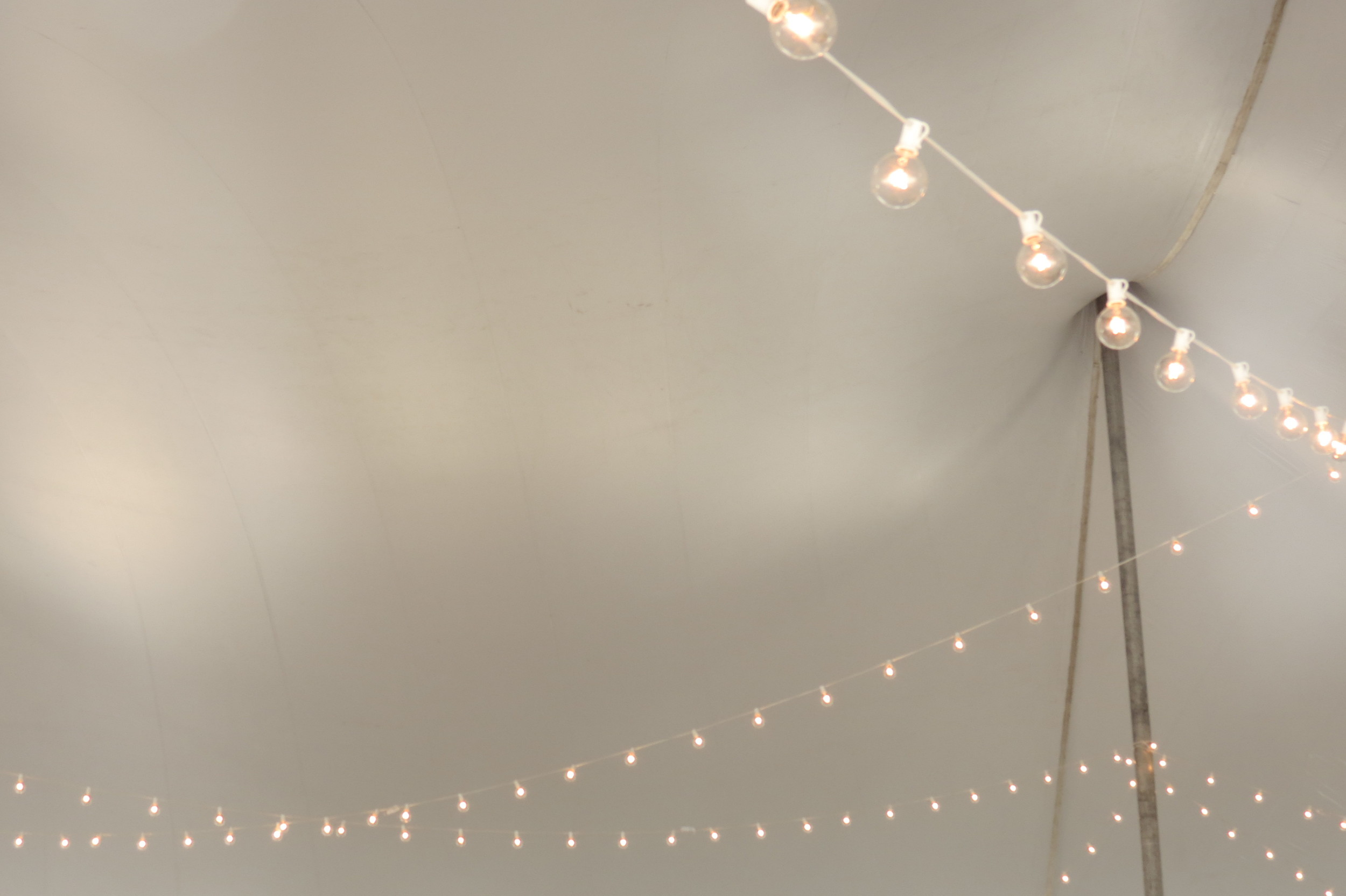 Lighting and party rentals in Carlisle