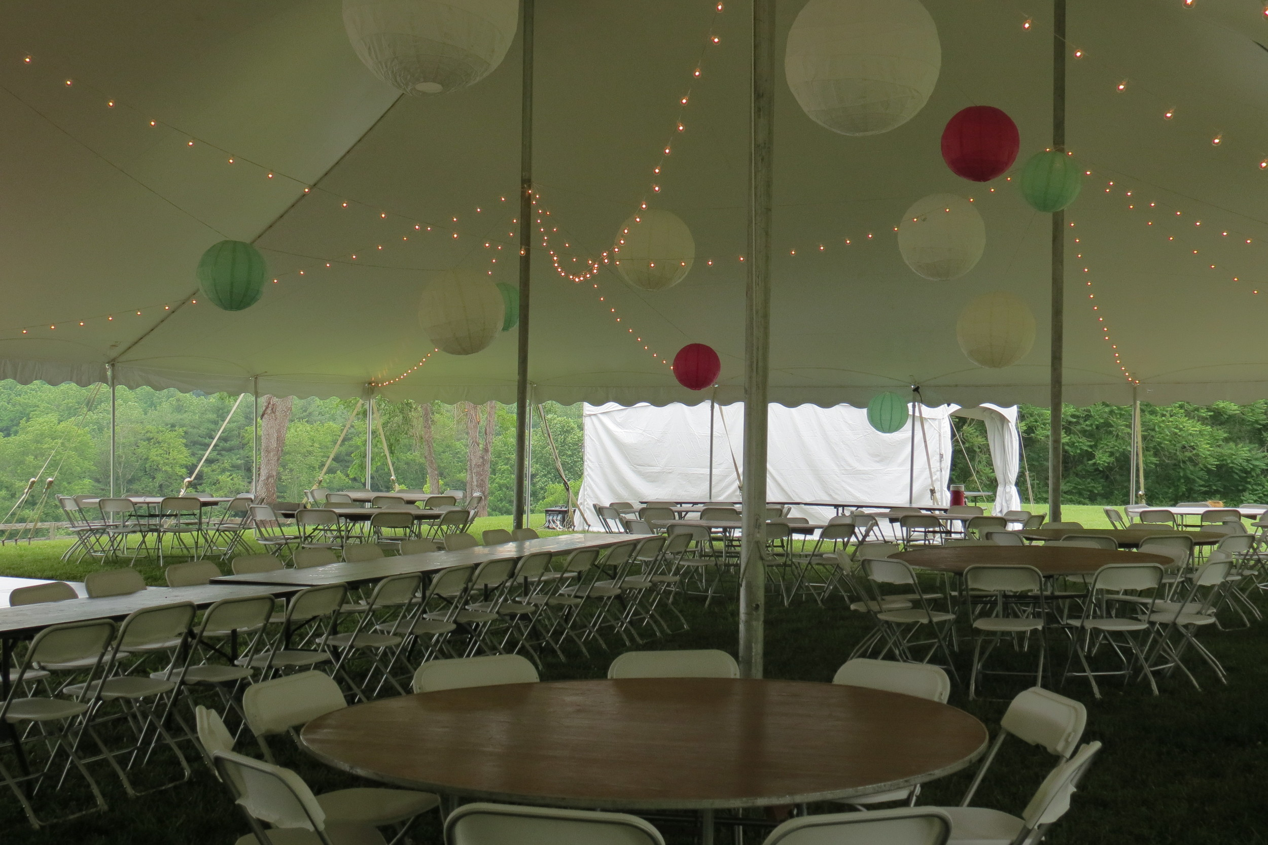 Party rentals in Carlisle, PA