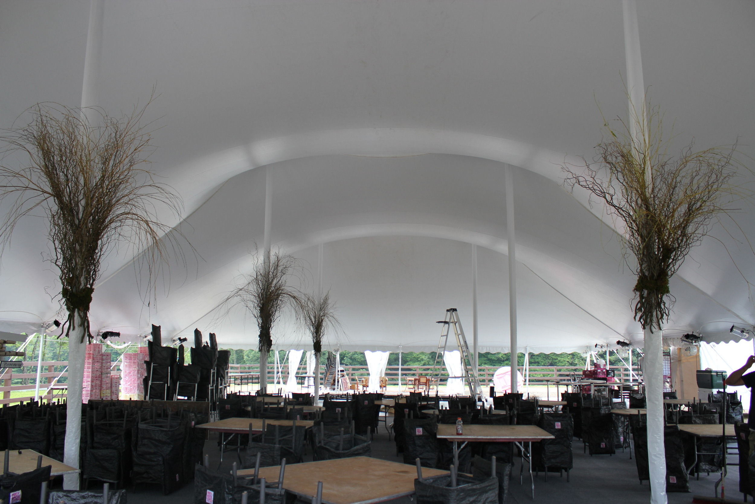 Wedding tents for rent Virginia