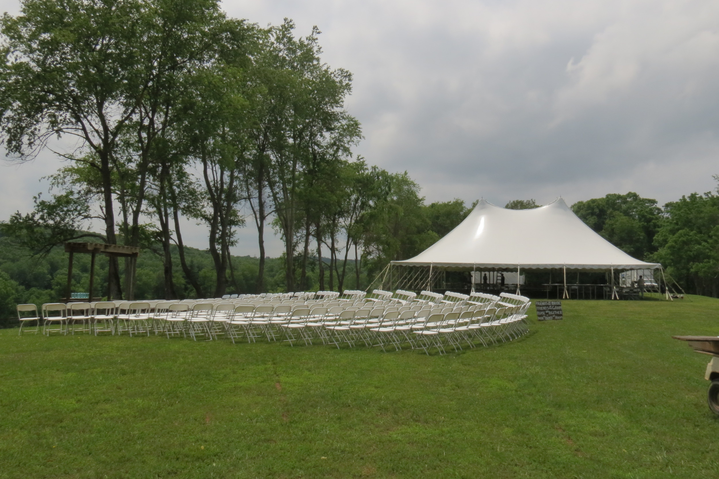 Wedding rental in Virginia