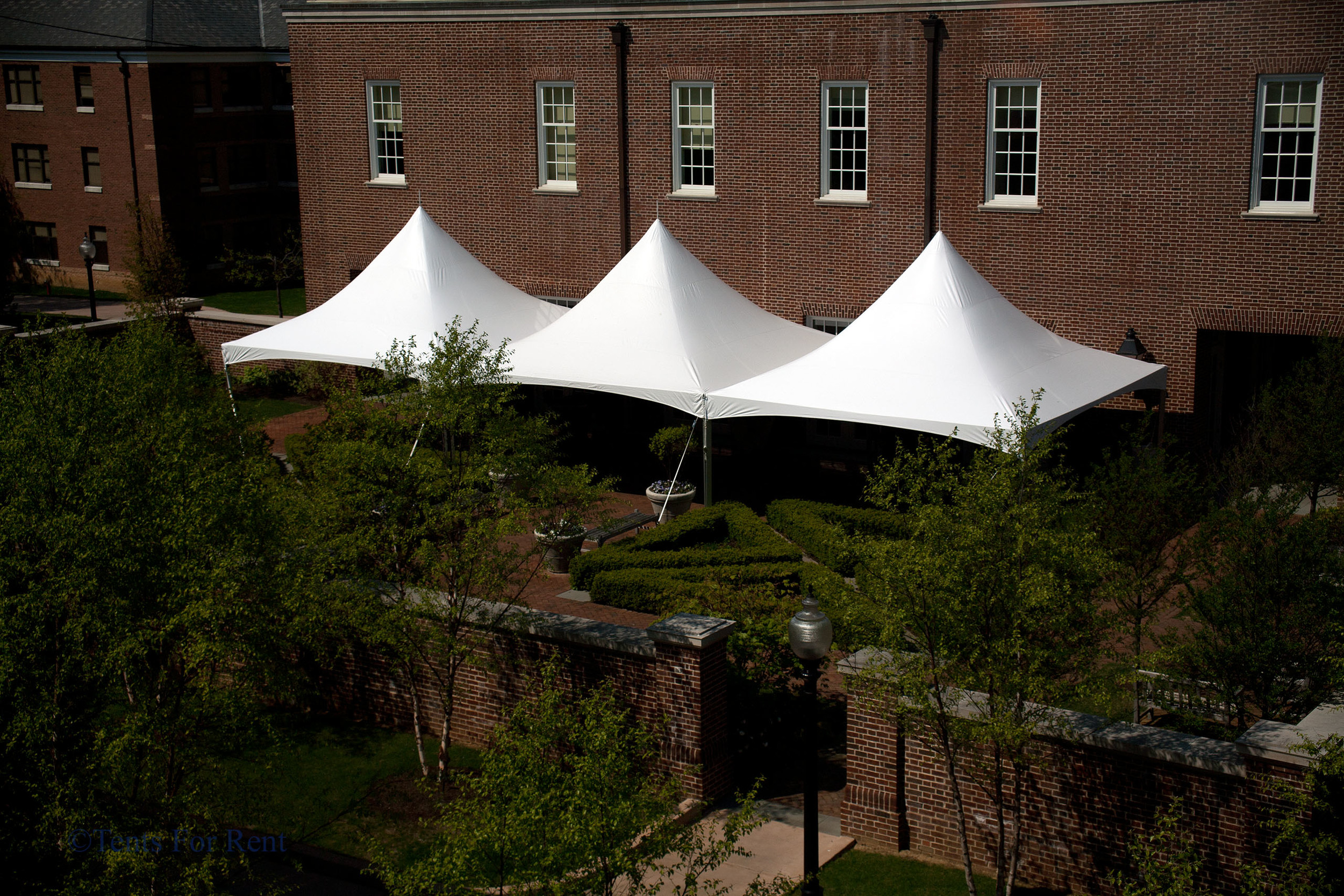 Small tents for rent in York, PA