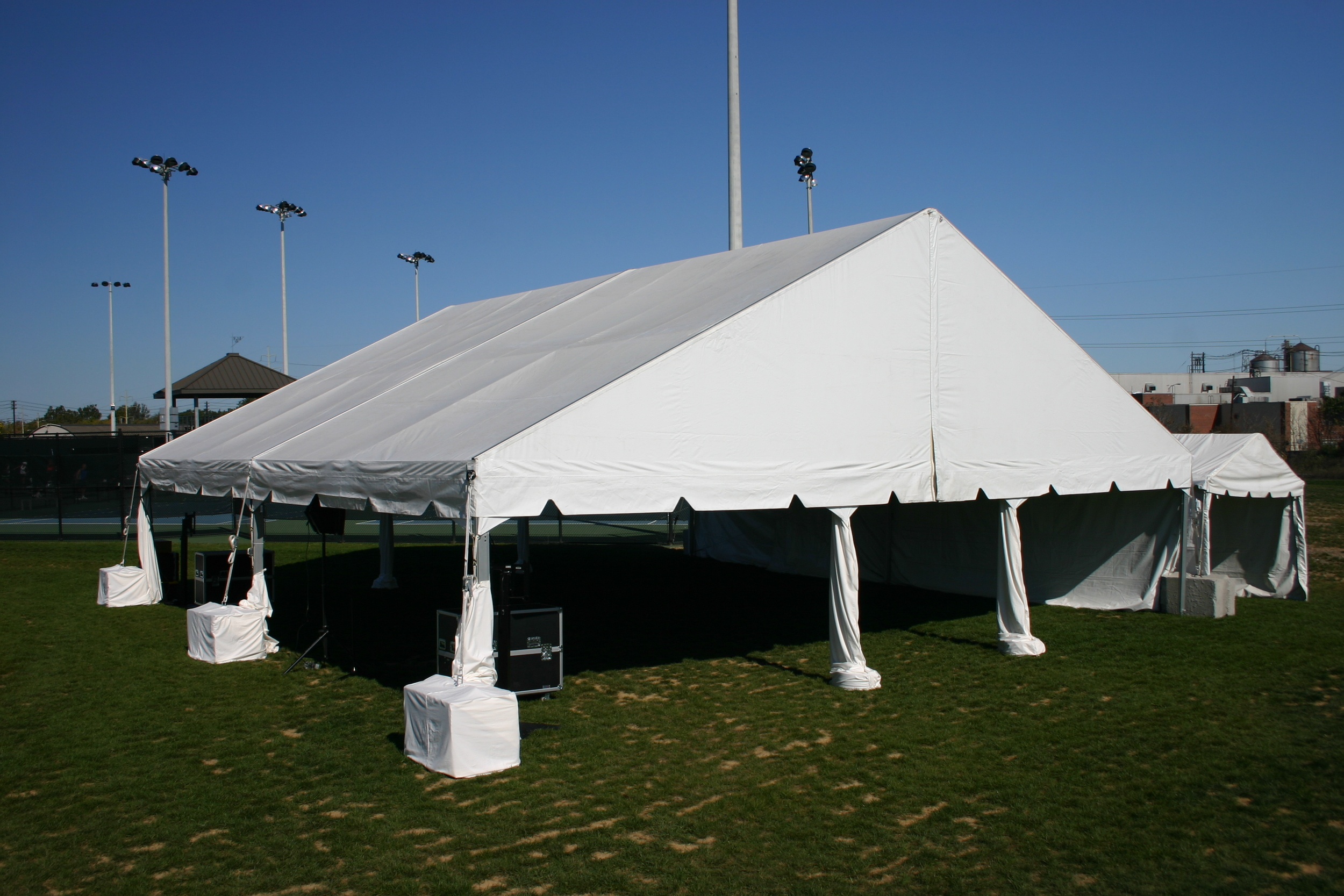 Large tents for rent in Allentown PA