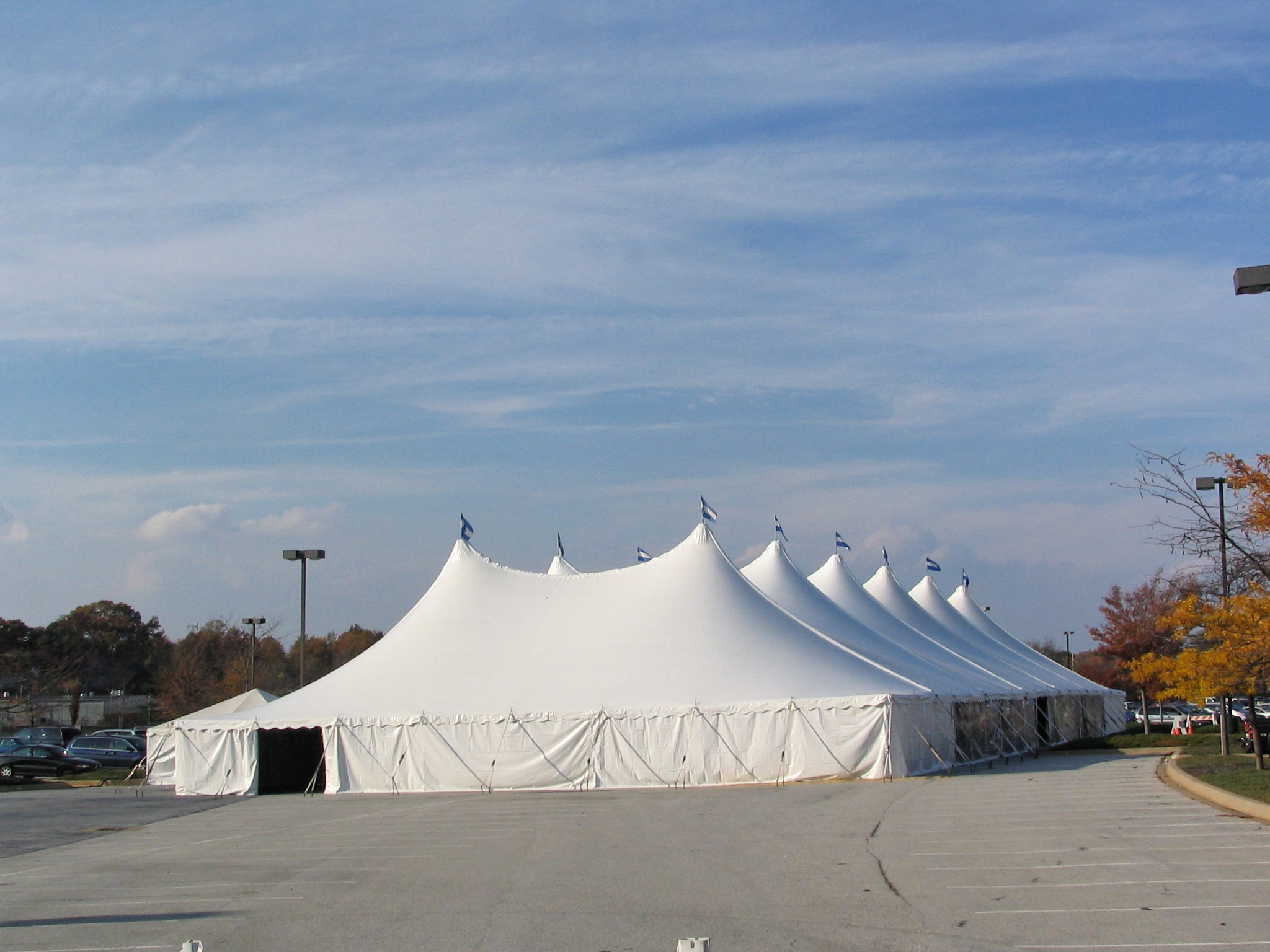 Event tents for rent in Allentown PA