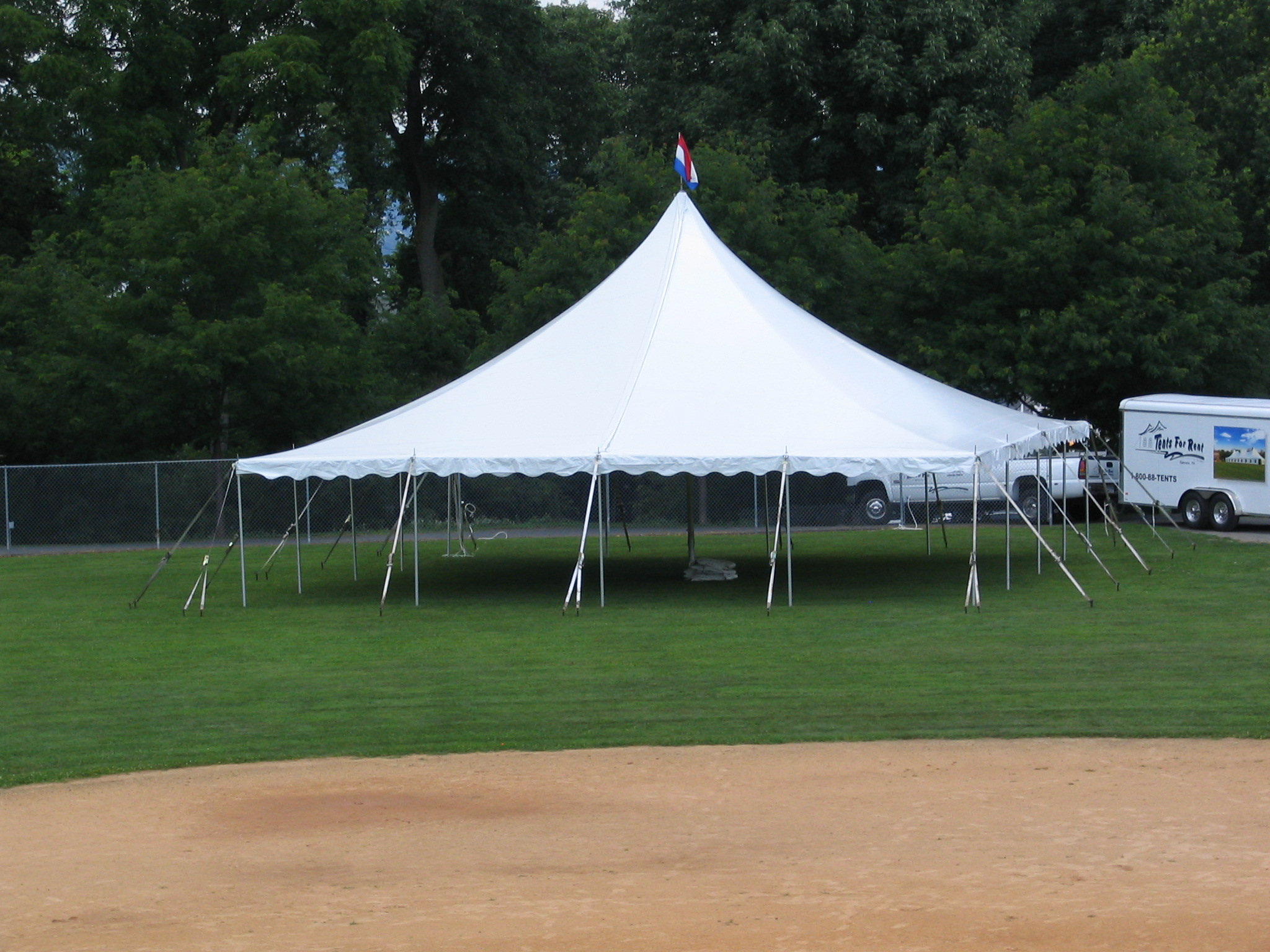 Tent rentals in Allentown, PA