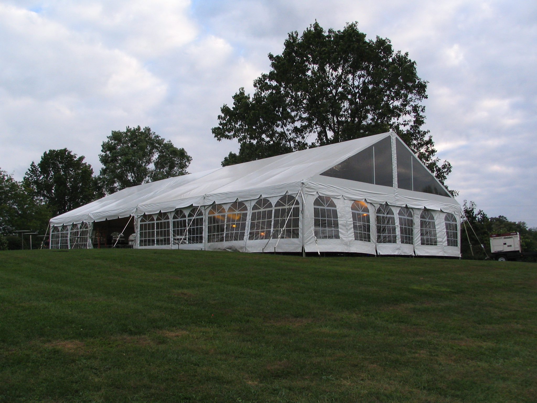 Wedding tents for rent in Allentown PA
