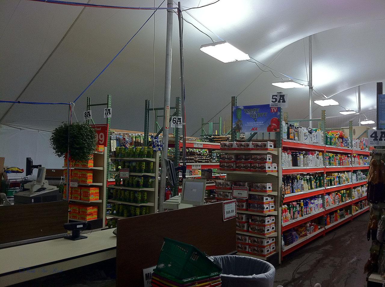 Temporary Retail Store
