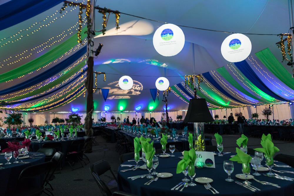 Corporate Event Tent