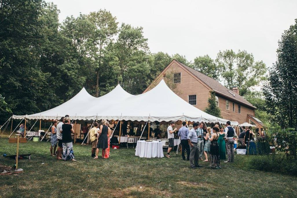 Wedding tents for rent in Annville