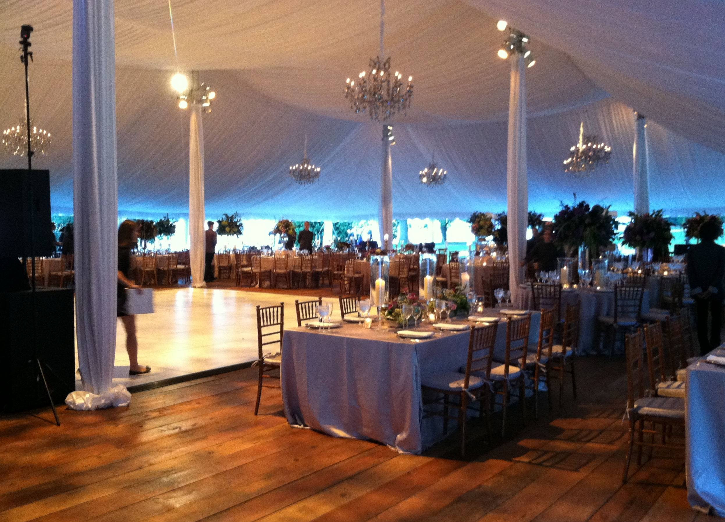 Annville PA tent rentals