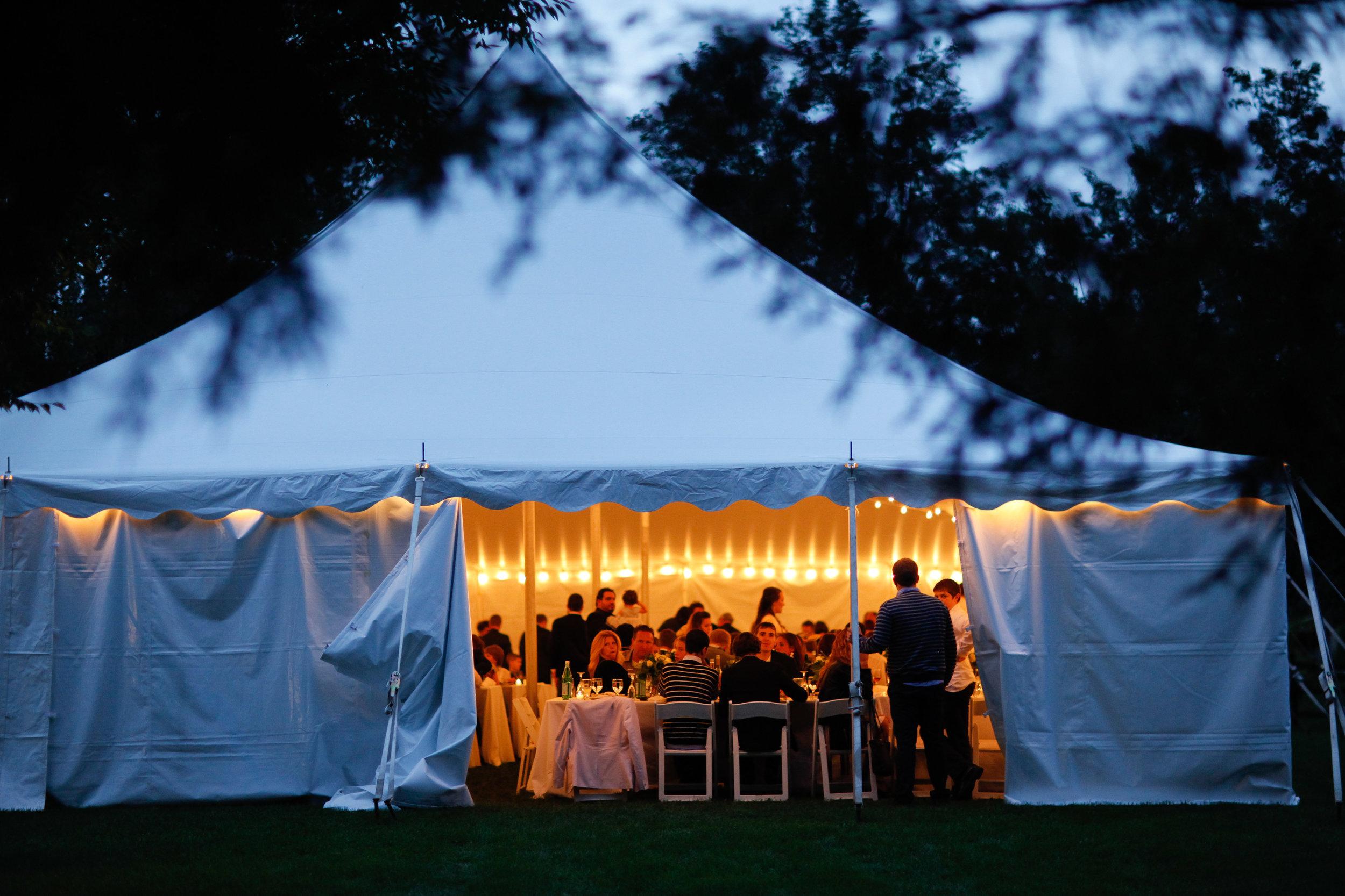 Wedding tent rentals Middletown PA