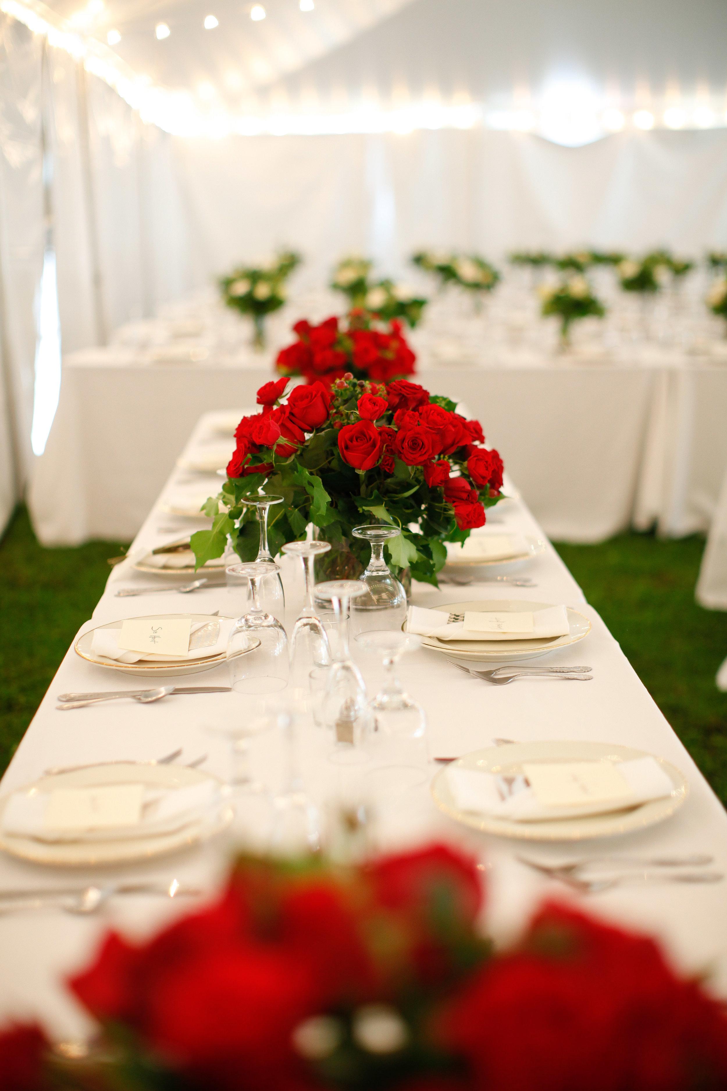 Wedding rentals in Warminster