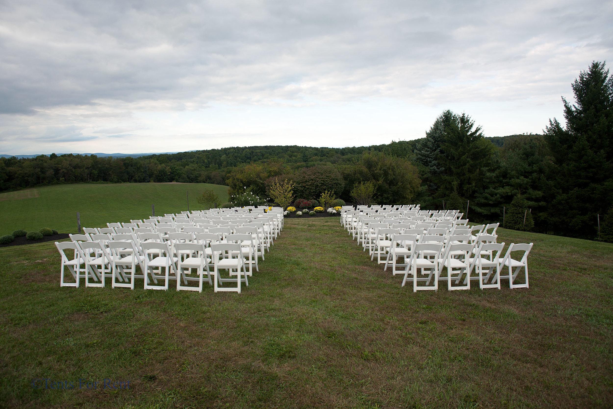 Wedding rentals in Hershey