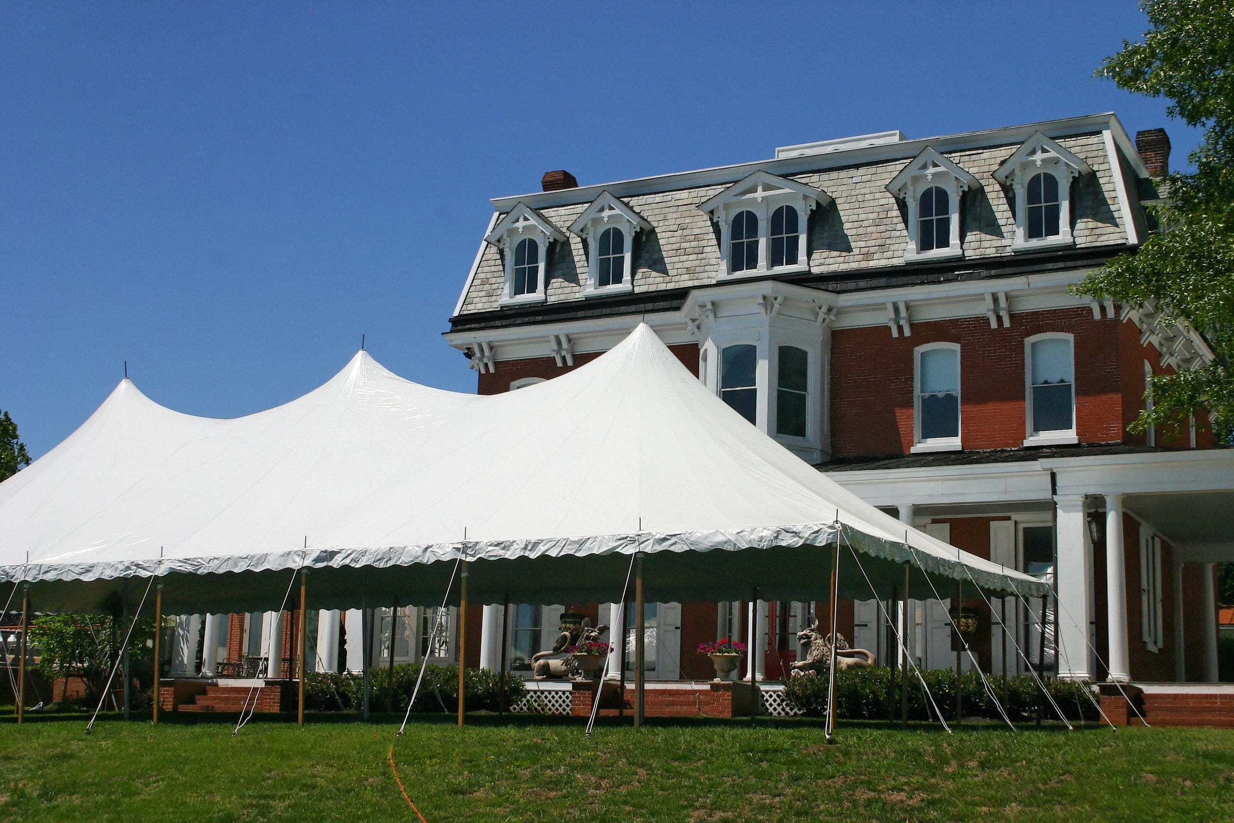 Tents for rent in Hershey