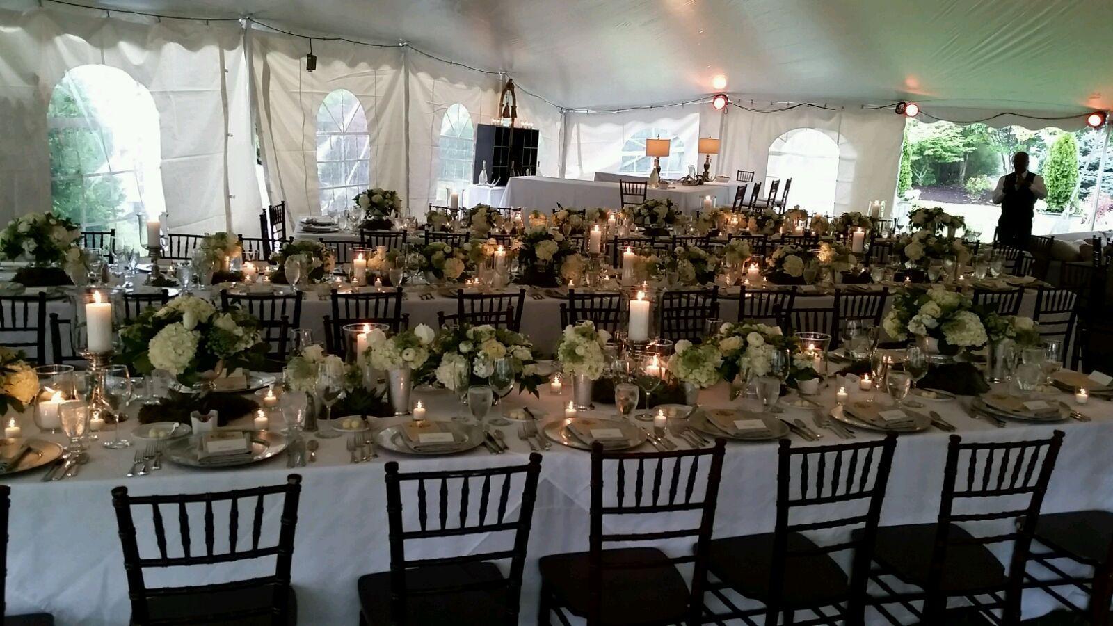 Hershey PA Wedding rentals