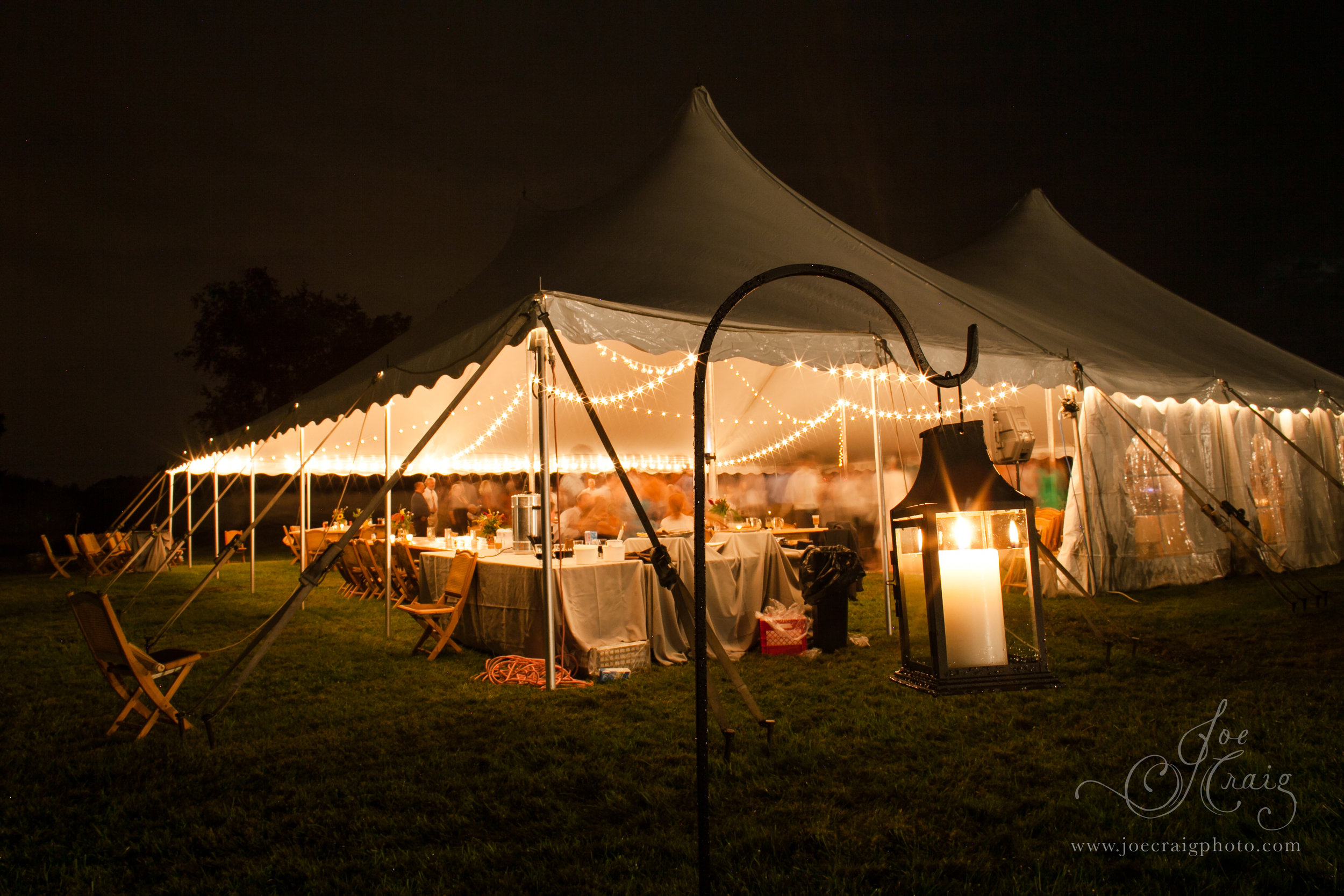 Evening Wedding in Trenton, NJ