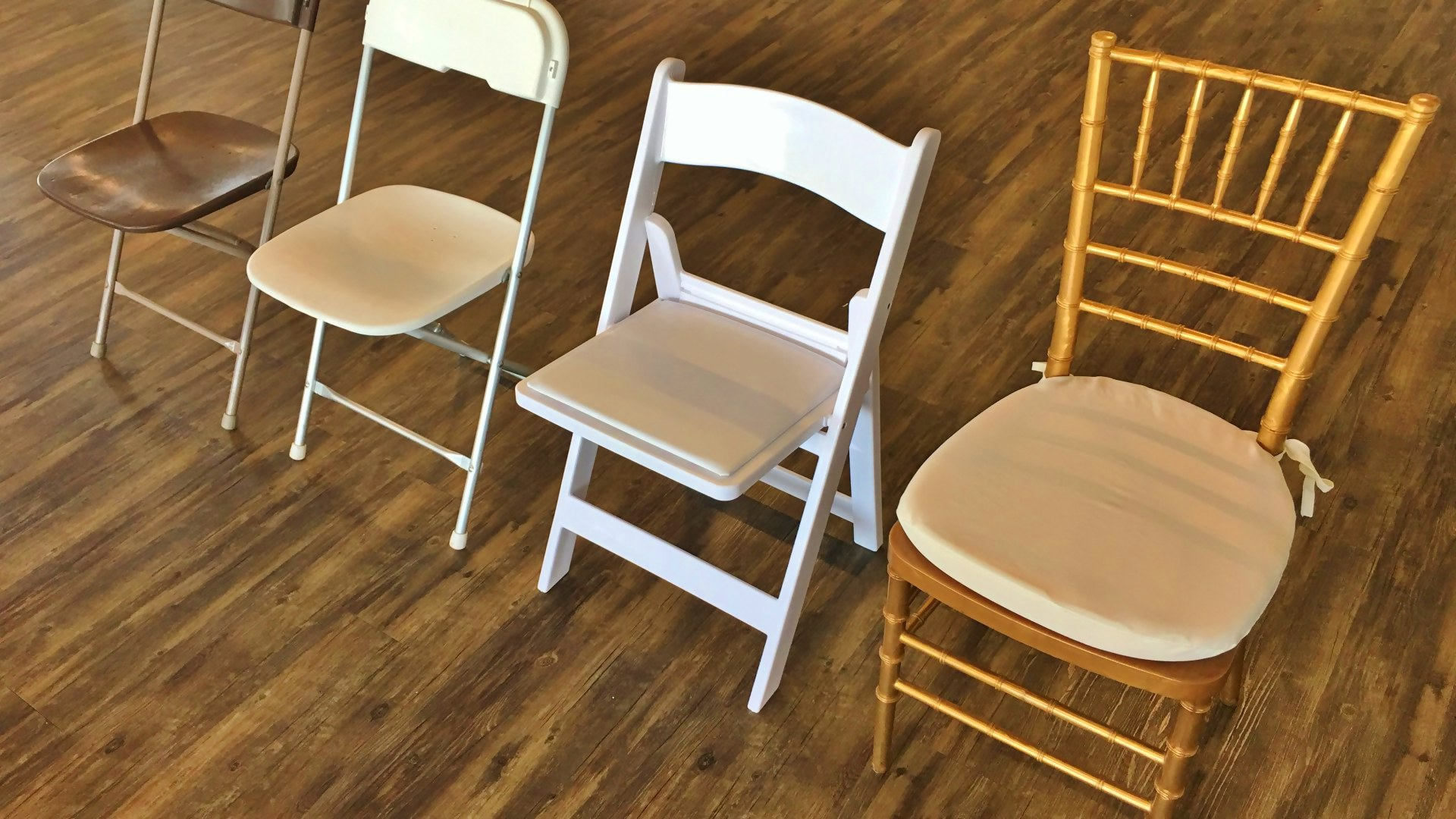 Seating available for rent in Myerstown, PA