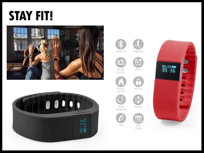 Multifunctioneel, Smart watch in een sportief design, met bluetooth-aansluiting en oplaadbaar via USB-kabel - inclusief -. De comfortabele verstelbare siliconen riem en het ingebouwde LCD-scherm van 0,49 inch maken het de perfecte gadget voor allerlei sporten, vrijetijdsactiviteiten en dagelijkse activiteiten. APP beschikbaar voor iOS en Android. Gepresenteerd in een aantrekkelijke designdoos. Verschillende kleuren leverbaar.  Prijs per stuk bij 100 stuks € 10,50,- exclusief BTW.  * Tegen meerprijs te personaliseren met logo en/of te verpakken.
