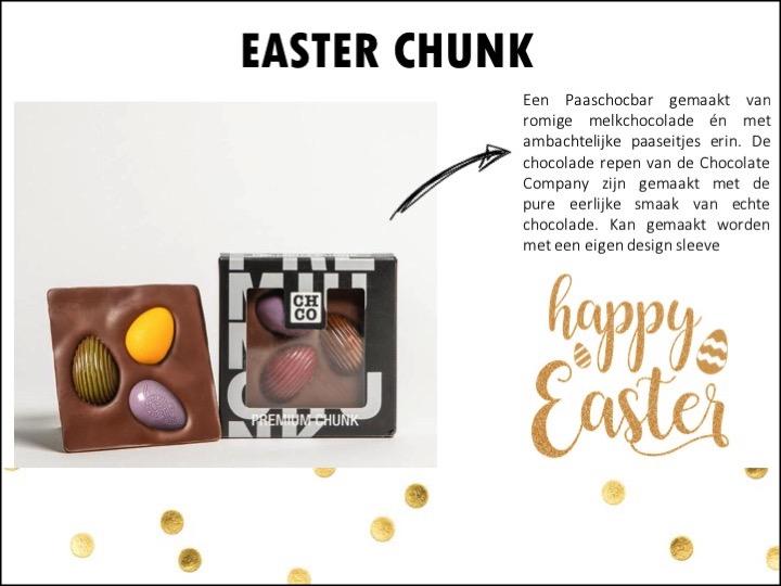 Easter chunk