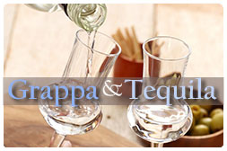 Grappa, Tequila provning stockholm