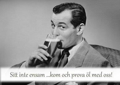Ale och Bästa Ölprovning i Stockholm - Gamla stan