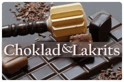 Chokladprovning, Lakritsprovning, Stockholm