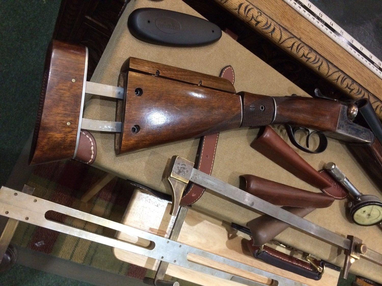 Gun stock fitting uk