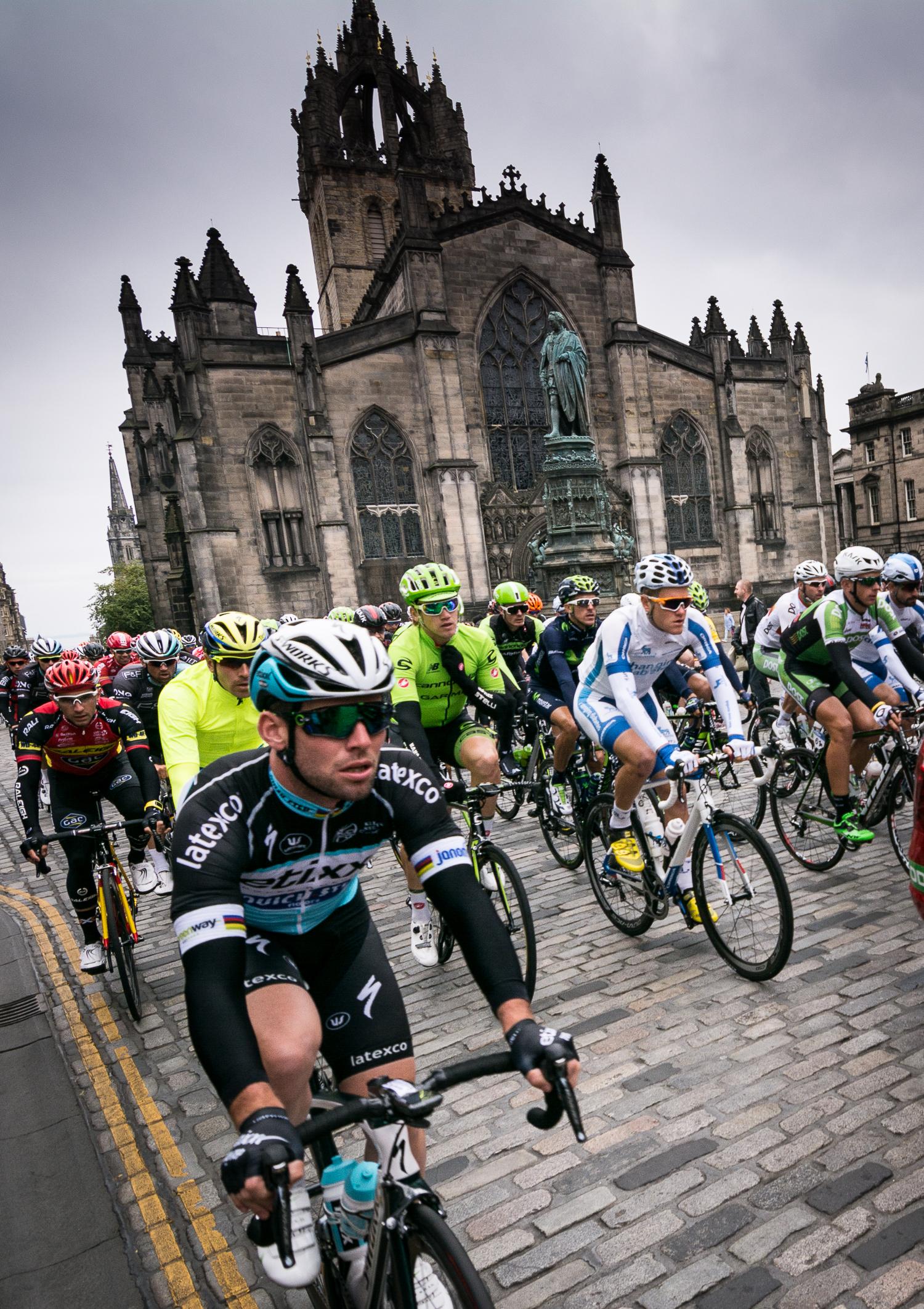 Mark Cavendish - Tour of Britain