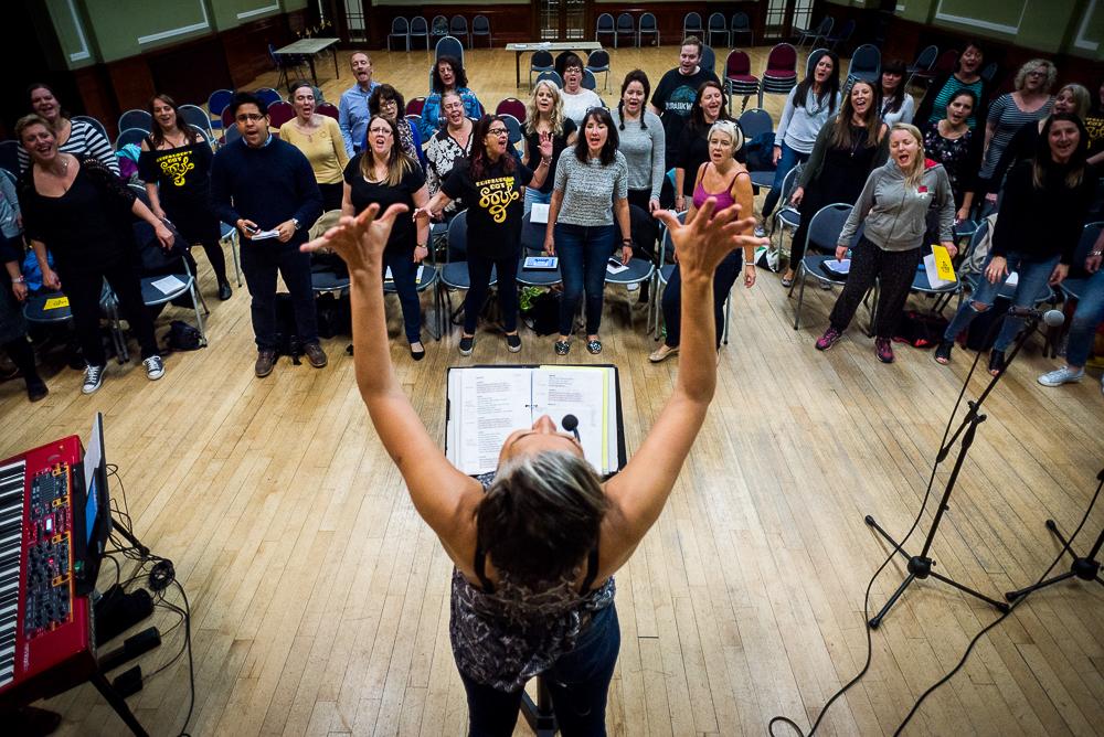 Edinburgh's Got Soul Choir