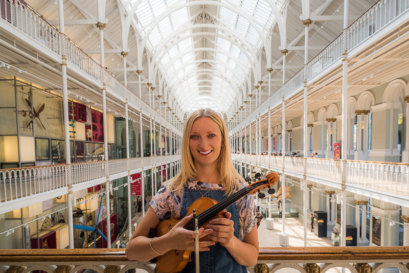 Live Music Now • National Museum of Scotland