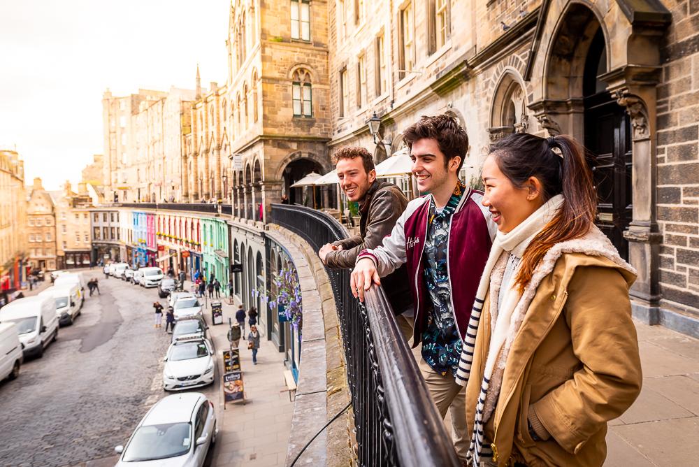 International Student Prospectus • Edinburgh Napier University