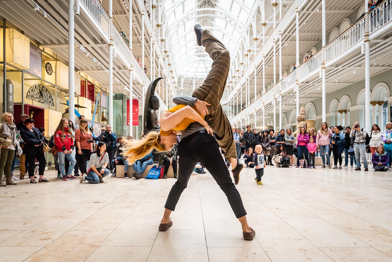 Janis Claxton Dance