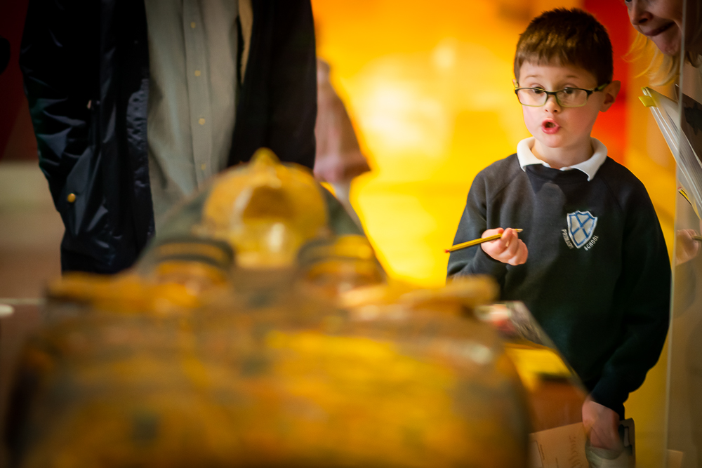 An Egyptian Adventure Schools Workshop • National Museum of Scotland