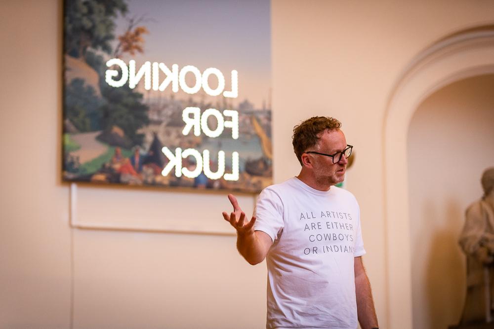 Nathan Coley • Edinburgh Art Festival