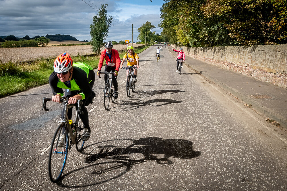 Pedal for Scotland 20th Anniversary Edition