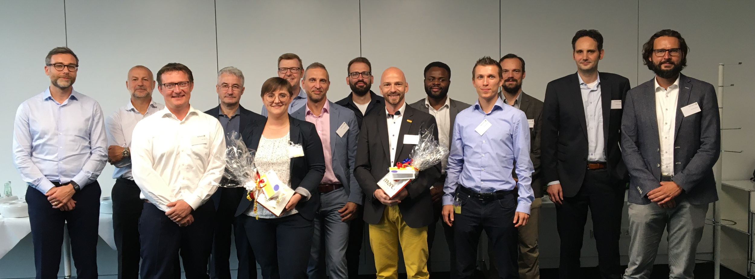 Participants of bpExpert's 7th annual customer event in Darmstadt