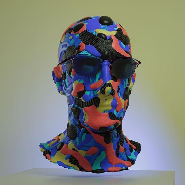 VDBz #tipshades #houdini #c4d #cinema4d #octane #otoy #zbrush #R20 #sculpture #digitalart