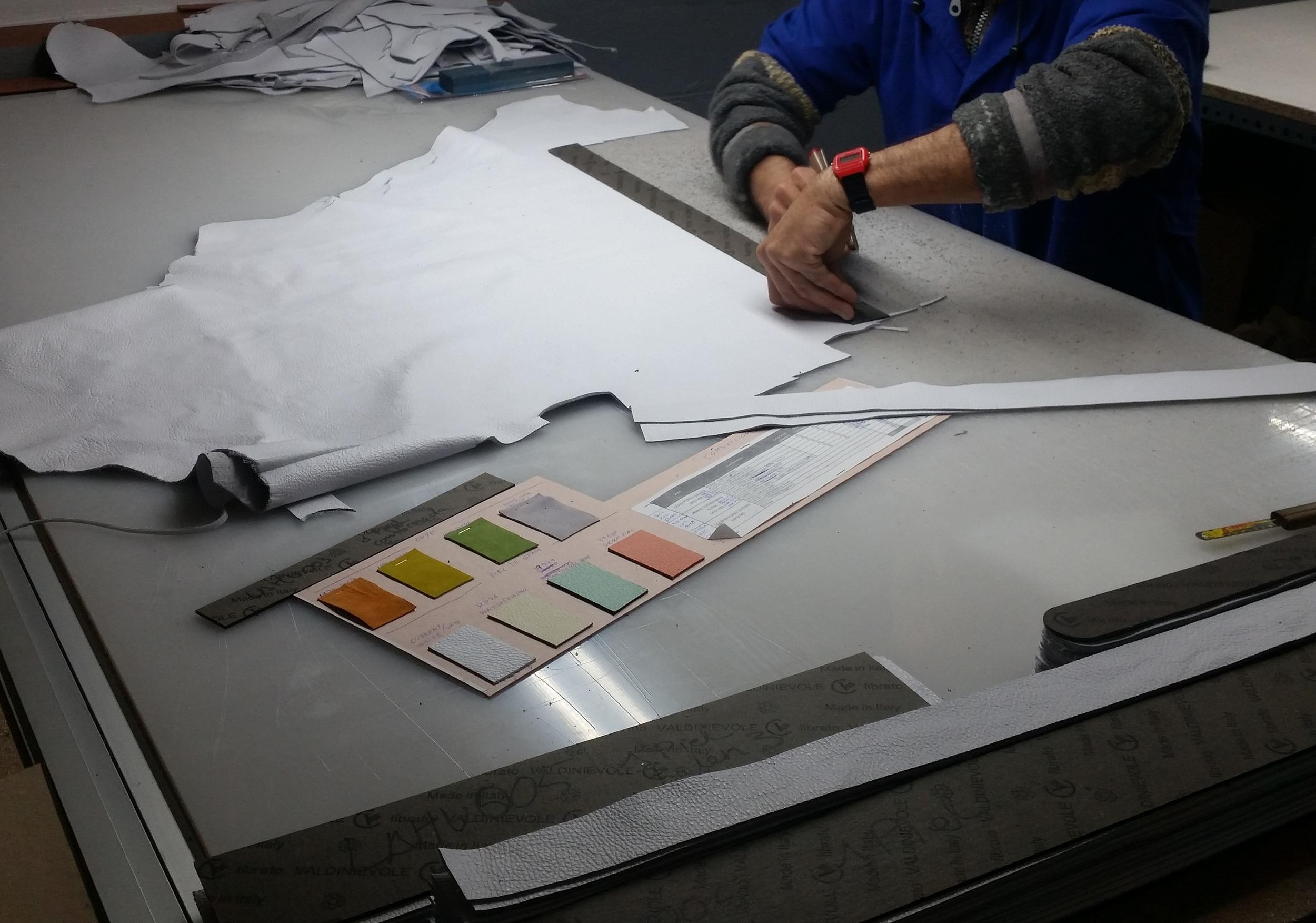 Laika Hunt collar production