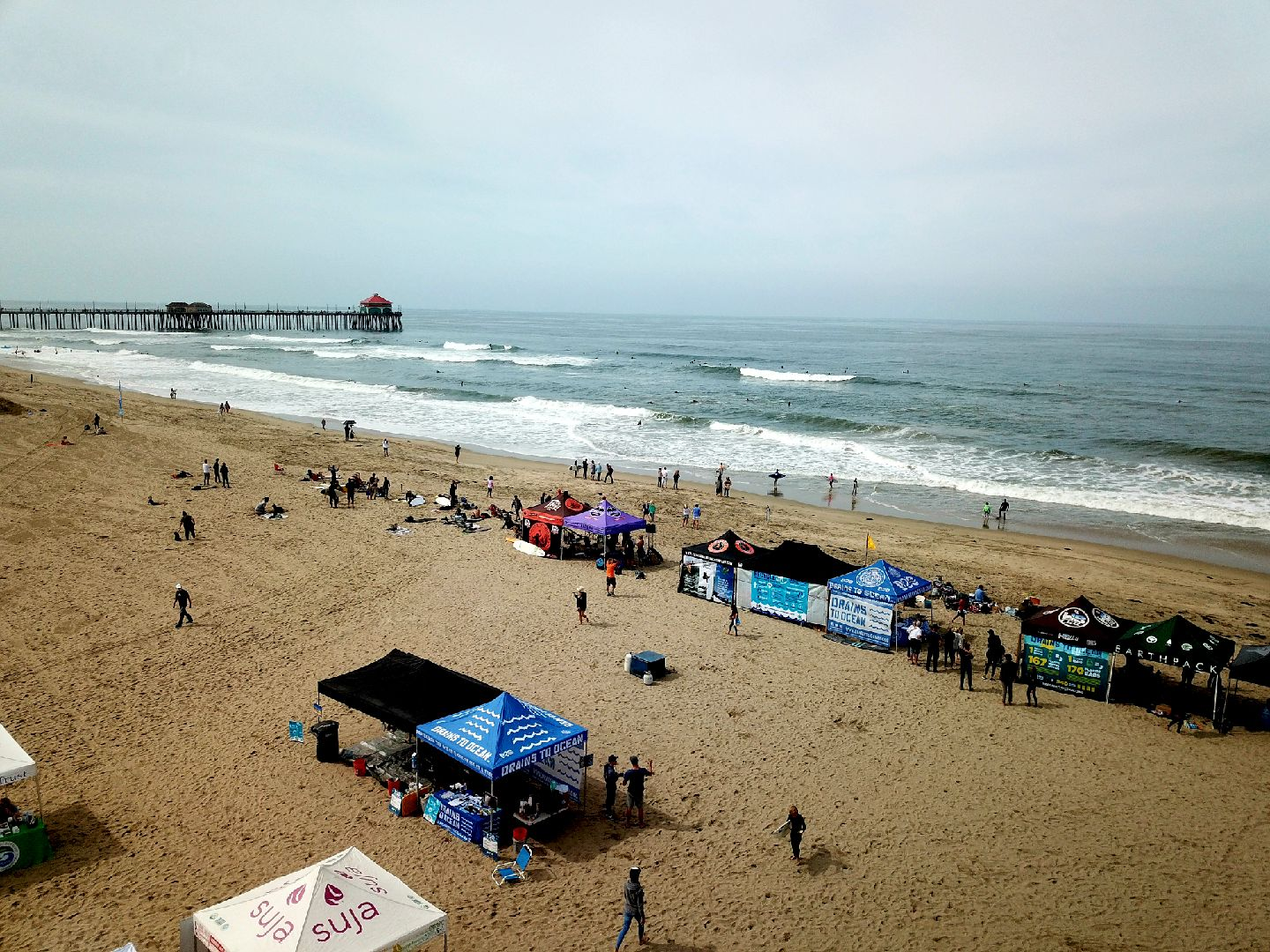 2019 RRR Surf Off in Huntington Beach, CA. Photo: Bill King