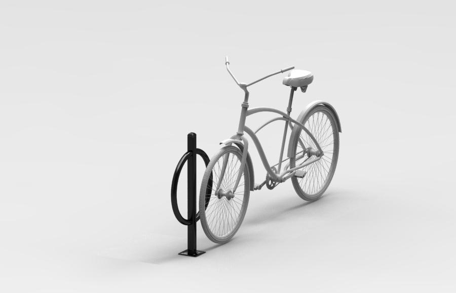 Lolly Pop Bike Rack