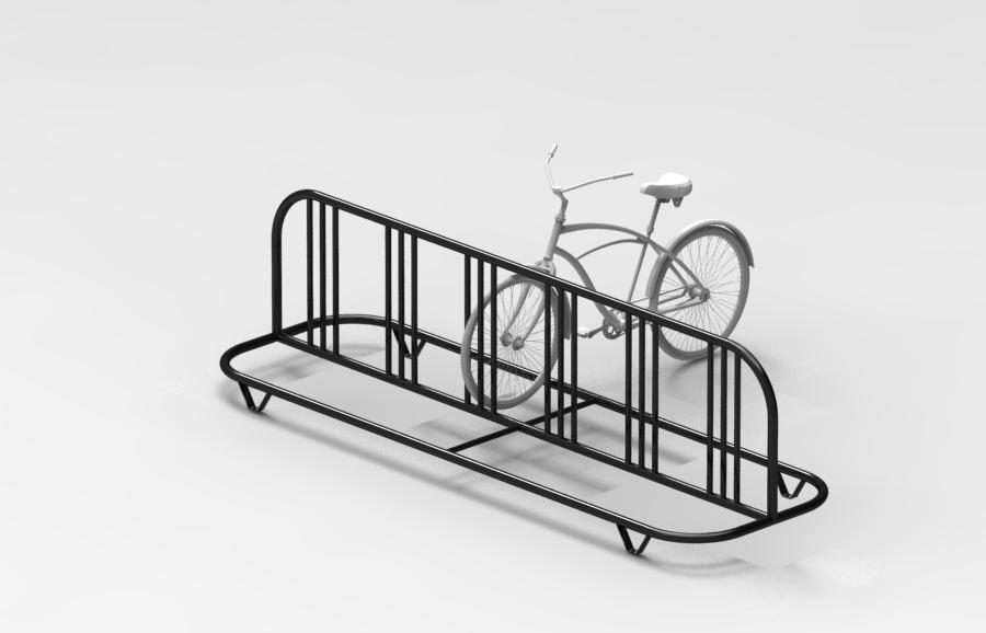 Grid Bike Rack