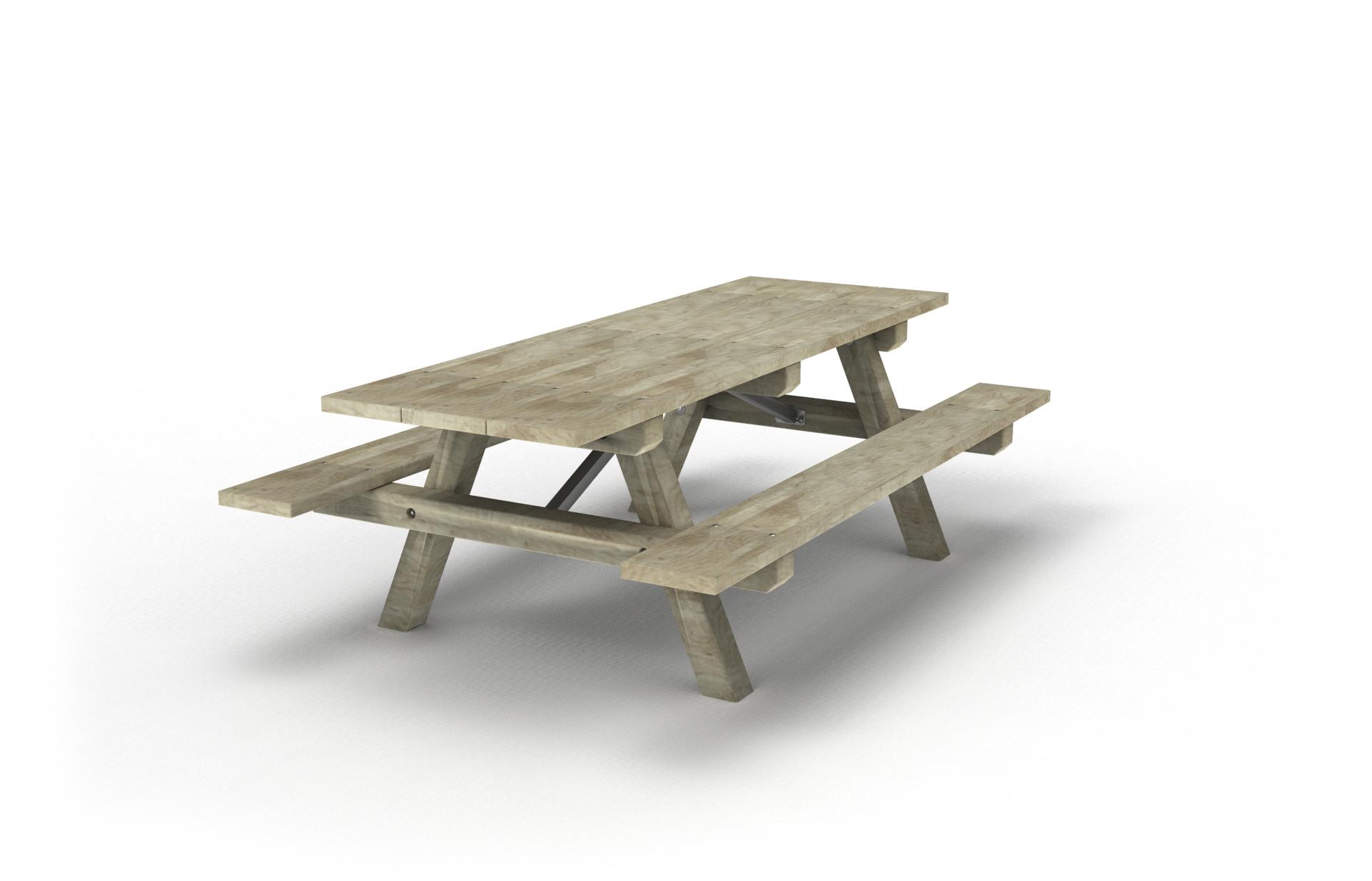 Standard Model Picnic Table
