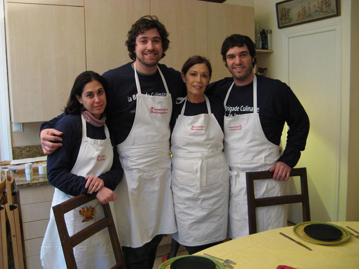 La Brigade Culinaire de Joanna