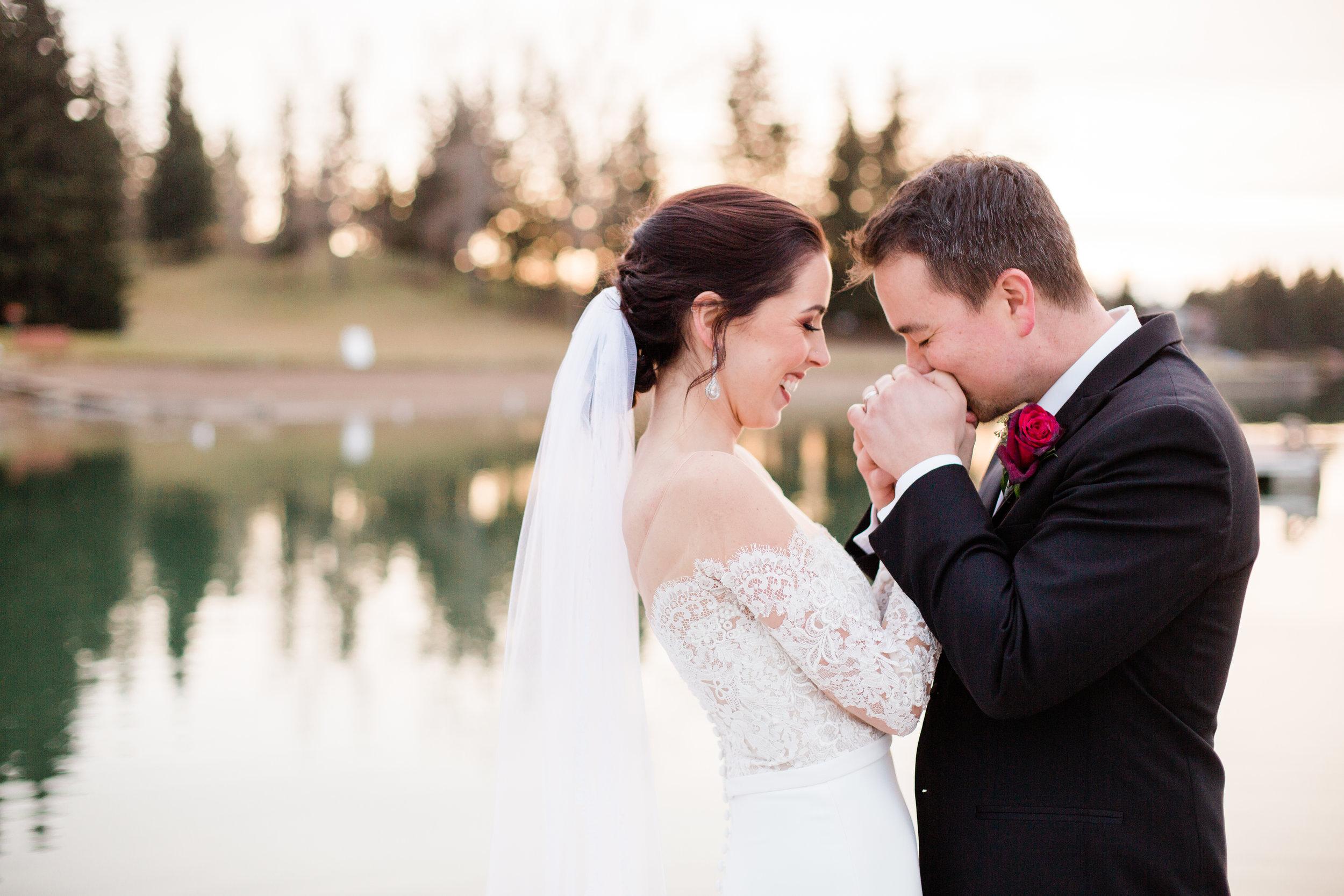 Kristina in Pronovias || Lindsayparkin.ca || The Lakehouse