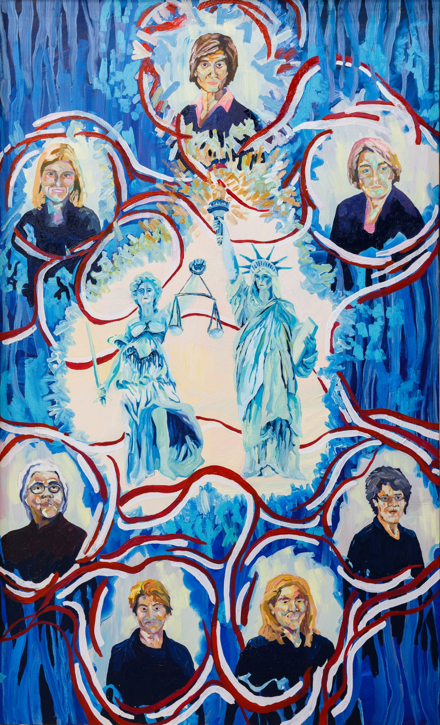 Liberty with Justice-Yates,Healey,Swanson,Dein, Donnelly,Burroughs,Brinkema