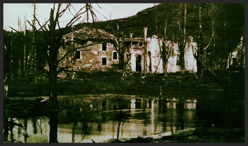 Rožna dolina, Gorica, po 1. svetovni vojni; vir: Alberto Bertolini, Si iz Goriške, če...