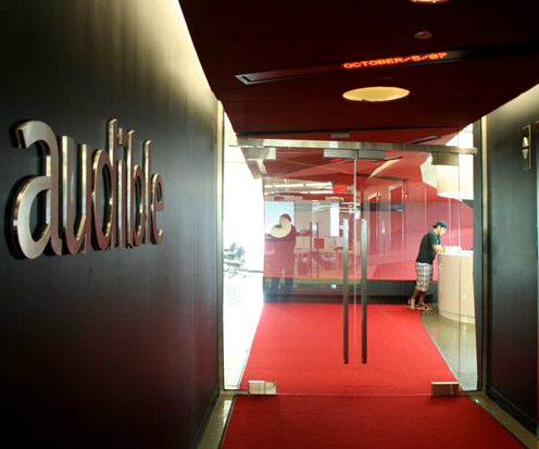 Audible HQ, 1 Washington Place, Newark, NJ