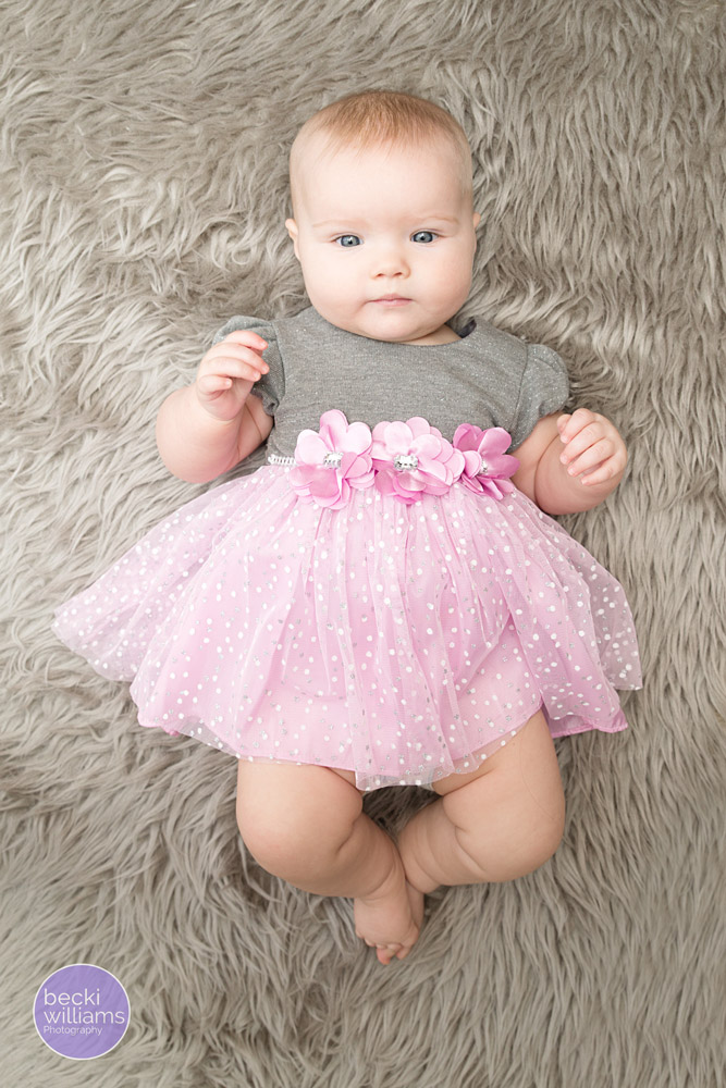 Baby Photos Hemel Hempstead - pink tutu