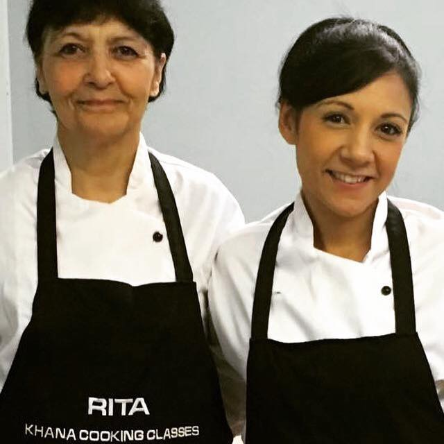 Mother's Day Gift Ideas Hemel Hempstead - Cooking lesson