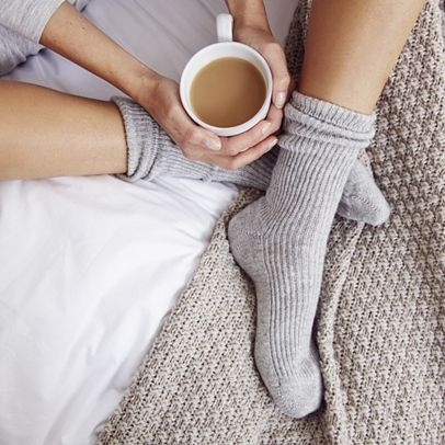 Mother's Day Gift Ideas Hemel Hempstead - cashmere socks